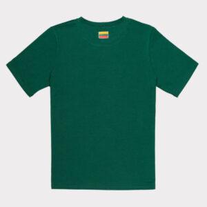 """Žali vyriški marškinėliai """"Lietuva"""" trumpomis rankovėmis"""