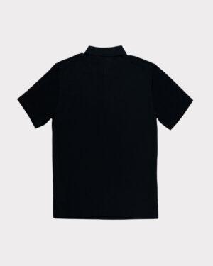 Juodi vyriški golfo polo marškinėliai dri-fit Nike