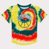 Vaikiški spalvoti marškinėliai - Lithuania basketball