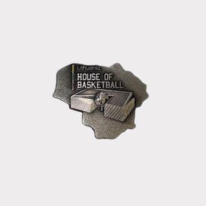 Metalinis Krepšinio namų magnetukas